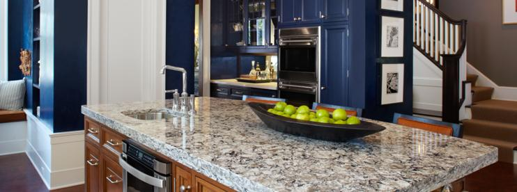 These Countertops Are Practically Maintenance Free, Engineered Quartz  Countertops Are Stain, Acid, Scratch, ...